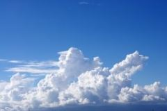 夏の入道雲
